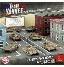 Battlefront Miniatures Yuri's Wolves