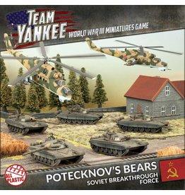 Battlefront Miniatures Potecknov's Bears
