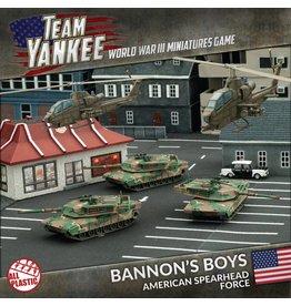 Battlefront Miniatures Bannon's Boys