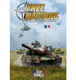Battlefront Miniatures Free Nations Rule Book