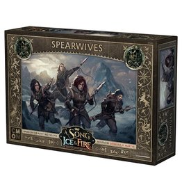 CMON Ltd Spear Wives