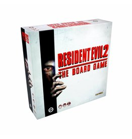 Steamforged Resident Evil 2 The Board Game: Core Game