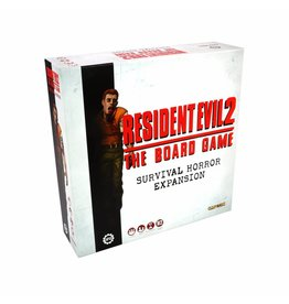 Steamforged Resident Evil 2: Survival Horror Expansion