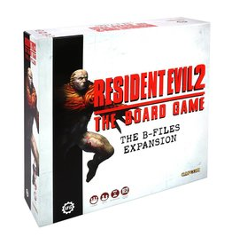 Steamforged Resident Evil 2: B-Files Expansion