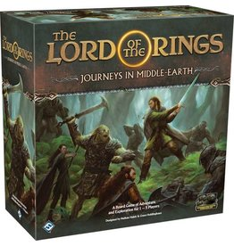 Fantasy Flight Games Journeys in Middle-Earth Board Game