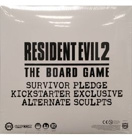 Steamforged Resident Evil 2: Survivor Kickstarter Alt Sculpts