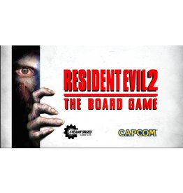 Steamforged Resident Evil 2 Board Game: BUNDLE