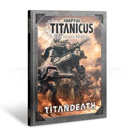 Games Workshop Titandeath (EN) Rule Supplement