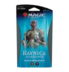 Wizards of the Coast MTG: Ravnica Allegiance Theme Booster – Orzhov Syndicate