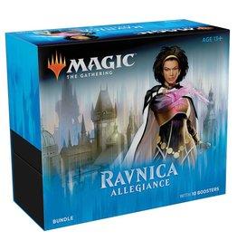 Wizards of the Coast MTG: Ravnica Allegiance Bundle