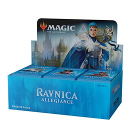 Wizards of the Coast MTG: Ravnica Allegiance Booster Display Box
