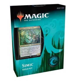 Wizards of the Coast MTG Guild Kit: Simic Combine