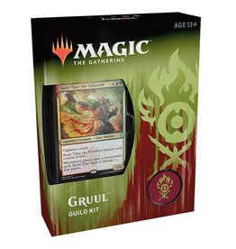 Wizards of the Coast MTG Guild Kit: Gruul Clans