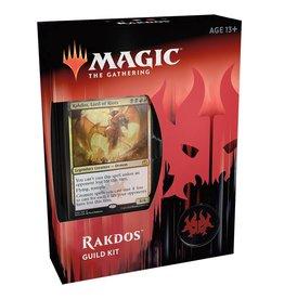 Wizards of the Coast MTG Guild Kit: Cult Of Rakdos