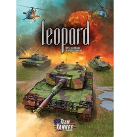 Battlefront Miniatures Leopard