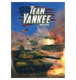 Battlefront Miniatures Team Yankee Rulebook (2017)
