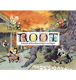 LEDER GAMES Root: A Game of Woodland Might & Right