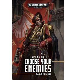 Games Workshop Choose Your Enemies (SB)
