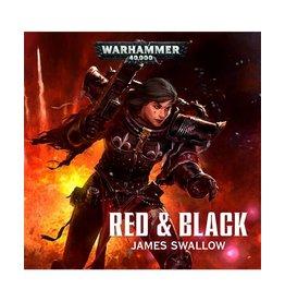 Games Workshop Red & Black (AUDIO)