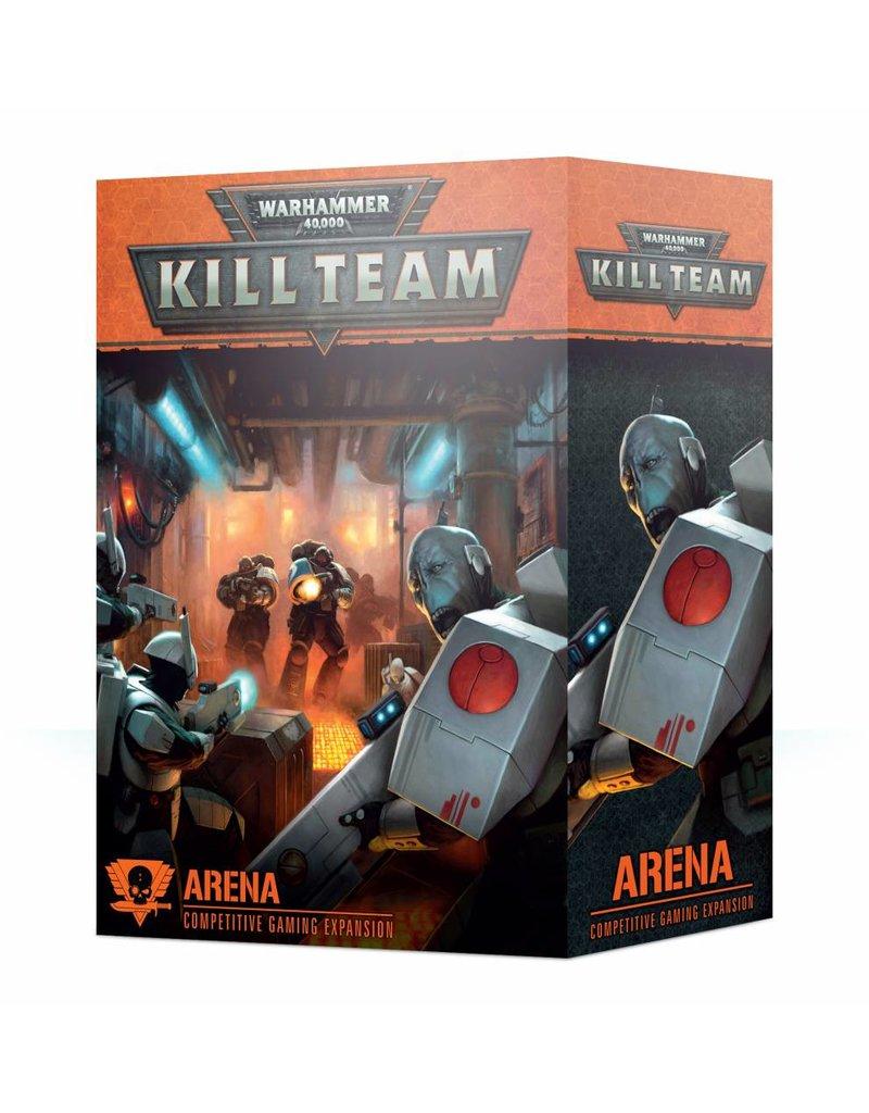 Games Workshop Warhammer 40000: Kill Team Arena (EN)