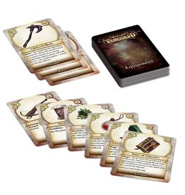 Mantic Games Vanguard Equipment Cards