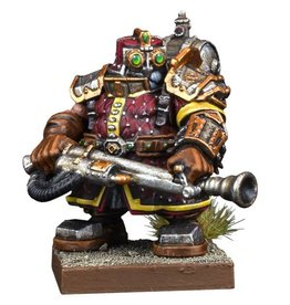Mantic Games Vanguard Dwarf Support Pack: Flame Priest