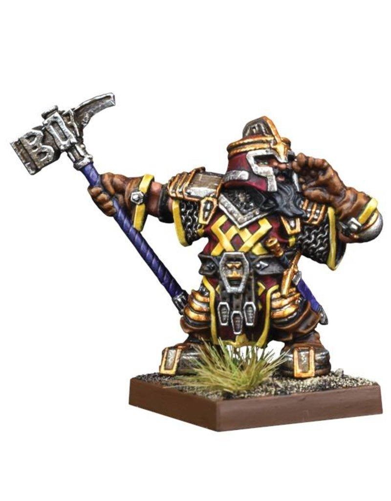 Mantic Games Kings Of War Vanguard Dwarf Support Pack: Shieldbreaker