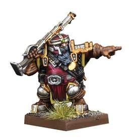 Mantic Games Vanguard Dwarf Support Pack: Ironwatch