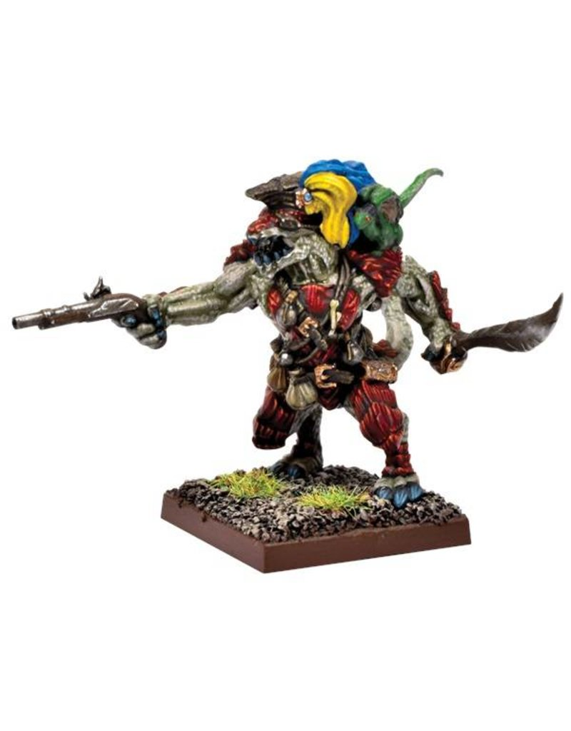 Mantic Games Kings Of War Vanguard Firebrand Mercenary Booster