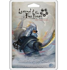 Fantasy Flight Games Masters Of The Court Expansion Pack