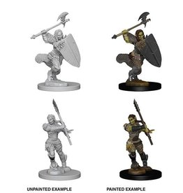 Wizkids Half-Orc Female Barbarian (Wave 1)