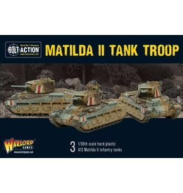 Warlord Games Matilda II Troop