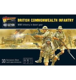 Warlord Games British Commonwealth Infantry