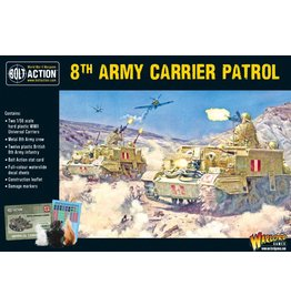 Warlord Games 8th Army Carrier Patrol