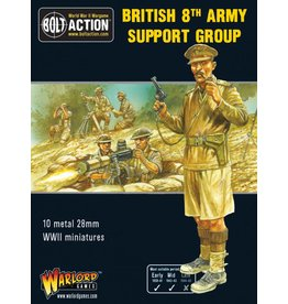 Warlord Games 8th Army Support Group