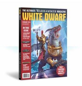 Games Workshop White Dwarf February 2019 (EN)