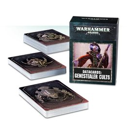Games Workshop Datacards: Genestealer Cults (8th Edition)