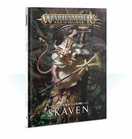 Games Workshop Battletome: Skaven (HB)