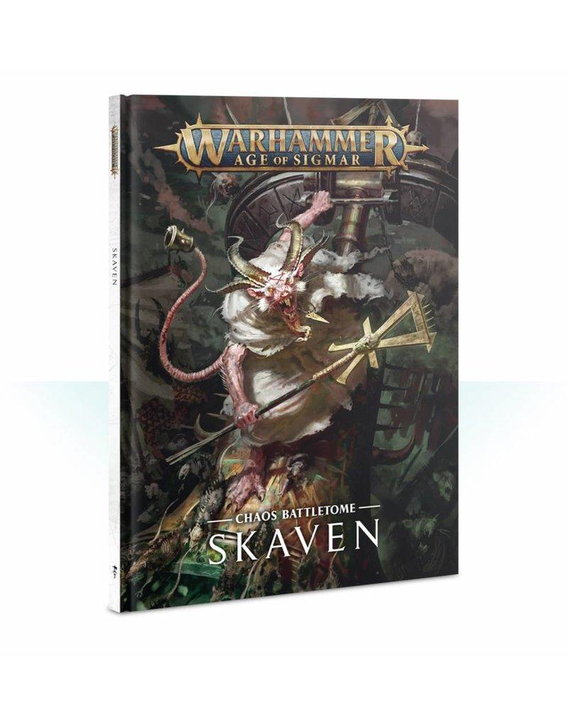 Games Workshop Battletome: Skaven (HB) (EN)