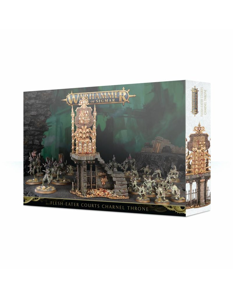 Games Workshop Flesh-Eater Courts Charnel Throne