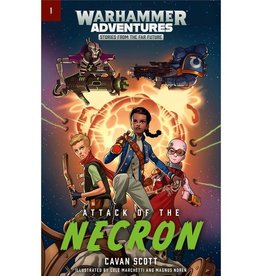Games Workshop Attack Of The Necron (AUDIO)