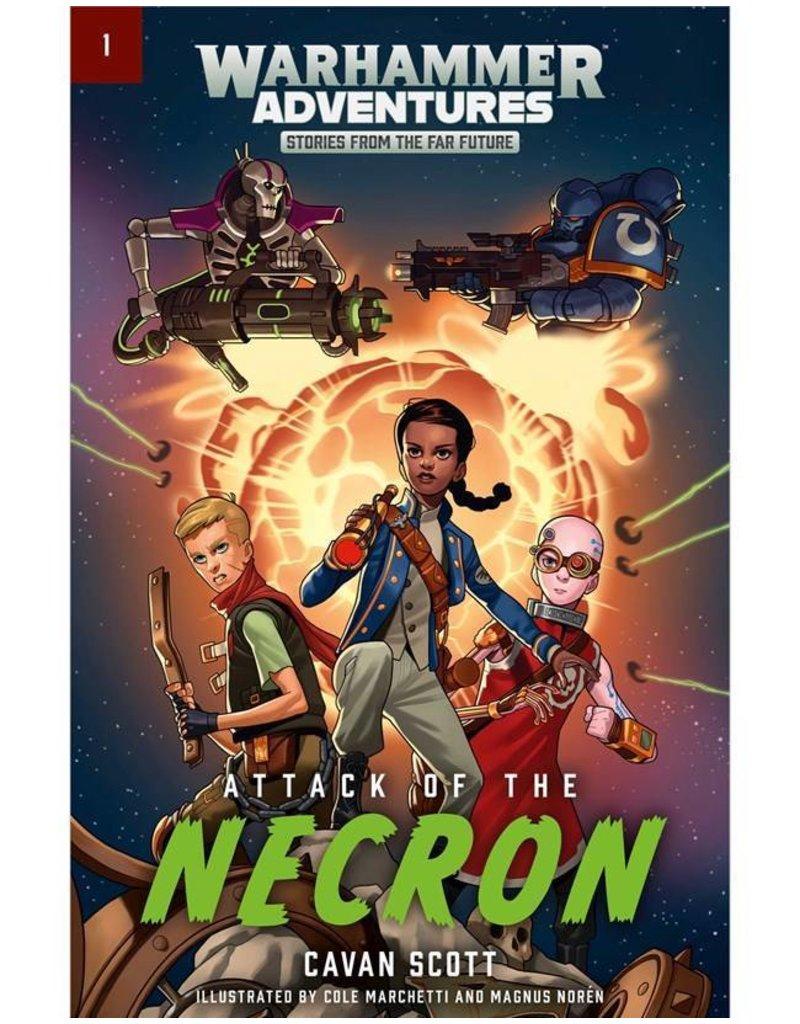 Games Workshop Warhammer Galaxies: Attack Of The Necron (AUDIOBOOK)