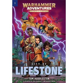 Games Workshop City Of Lifestone (AUDIO)