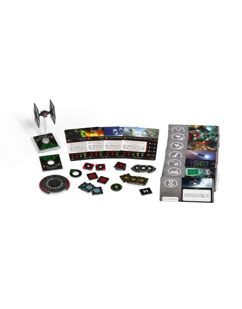 Fantasy Flight Games Star Wars X-Wing: TIE/sf Fighter Expansion Pack 2.0