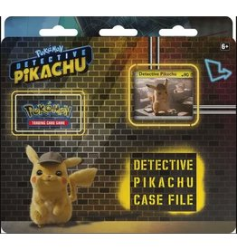 Pokemon Detective Pikachu Case File CDU