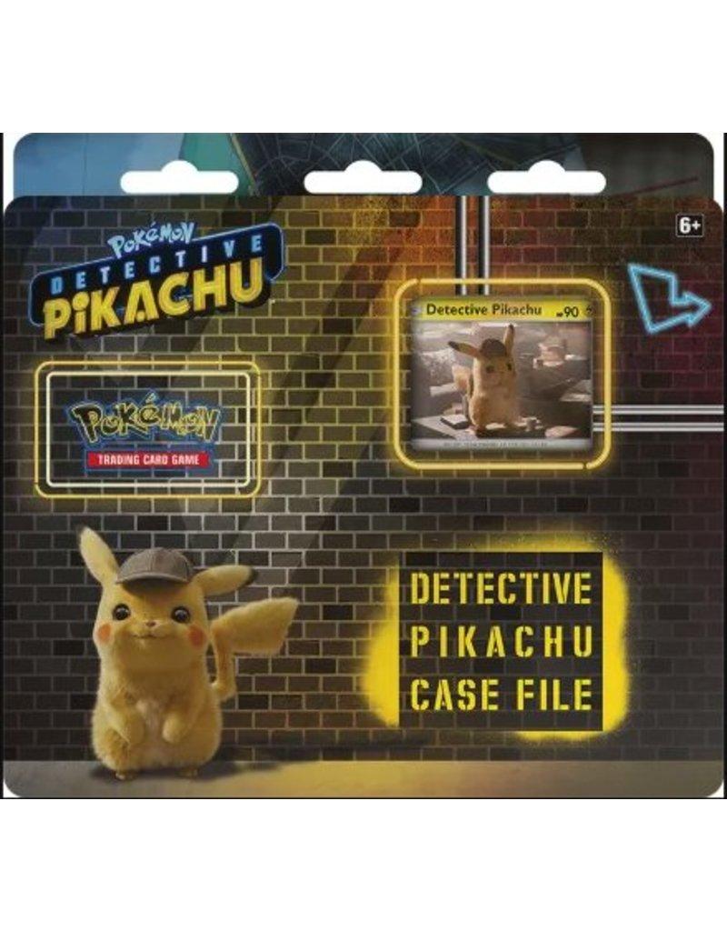 Pokemon TCG: Detective Pikachu Case File CDU