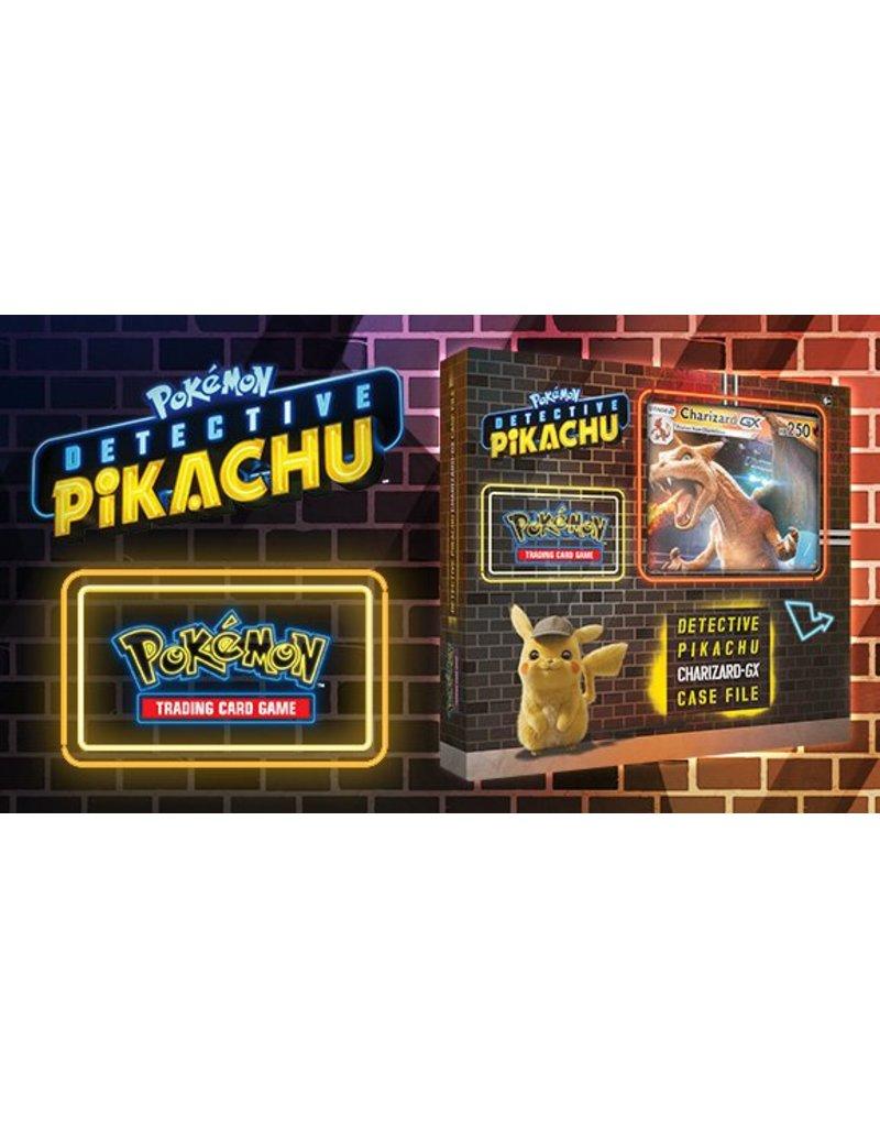 Pokemon TCG: Detective Pikachu Charizard GX Case File