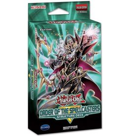 Konami Structure Deck: Order of the Spellcasters