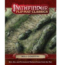 Paizo Pathfinder Flip-Mat Classics: Hill Country