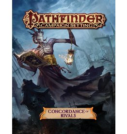 Paizo Concordance of Rivals